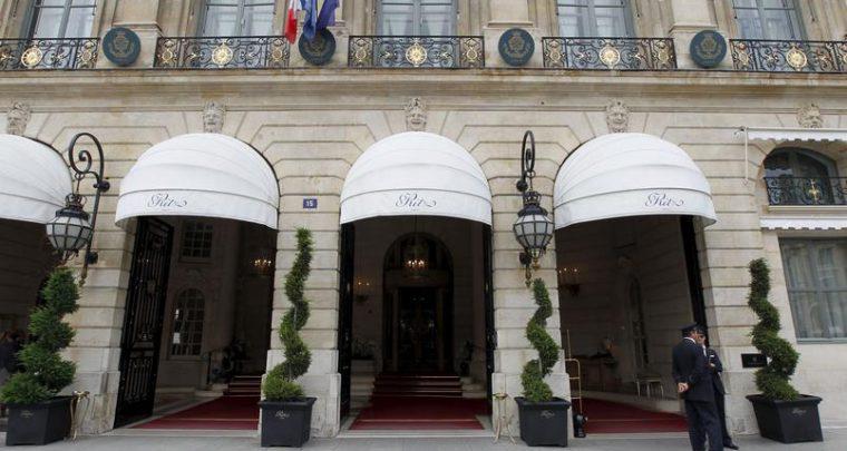 Le Ritz Paris dévoile son film