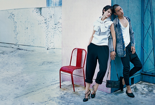Bottega Veneta et sa campagne PE 2015 par Nobuyoshi Araki