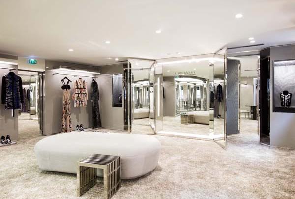 La Maison Azzaro a ré-ouvert son salon de Couture