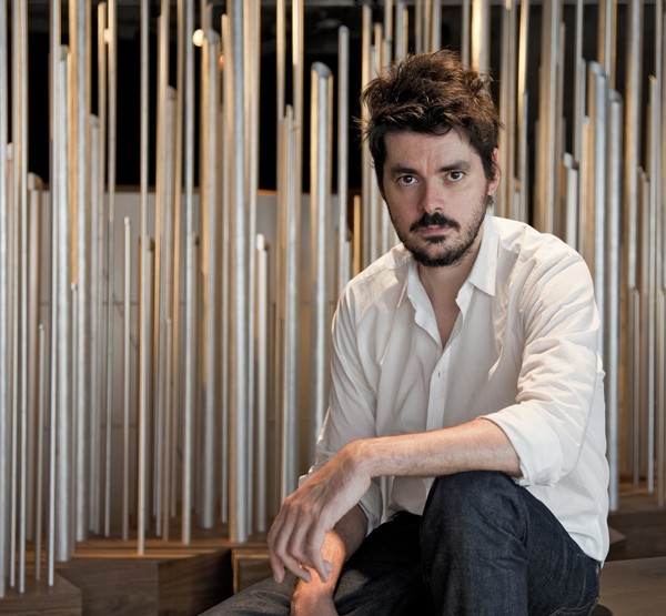 Sébstien Léon, révélation artistique de Krug en Capitale