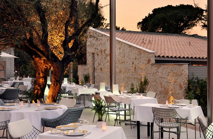 La carte gastronomique de Patrick Cuissard au Sezz Saint-Tropez