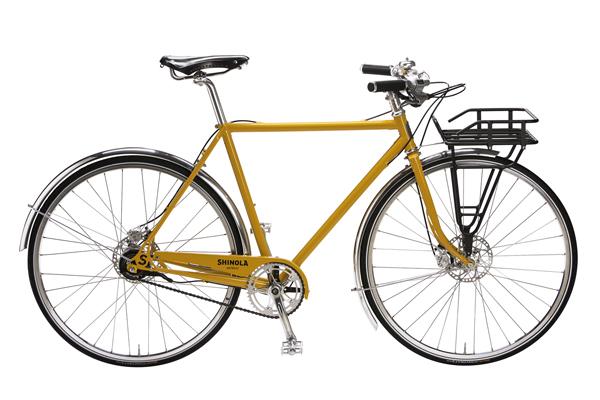 Les vélos de Shinola