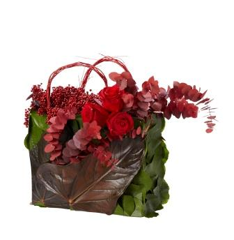 Saint Valentin, les fleurs, le cadeau de dernière minute revu et corrigé