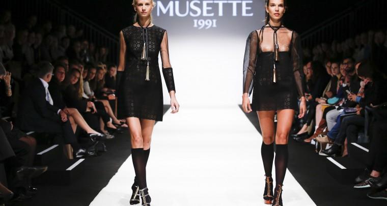 Le prêt-à-porter Musette a défilé à Paris