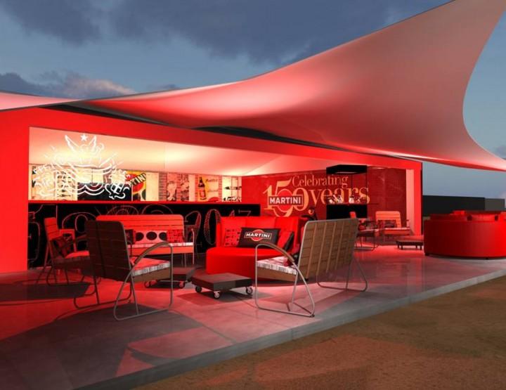 Cannes approche et Martini se dévoile...