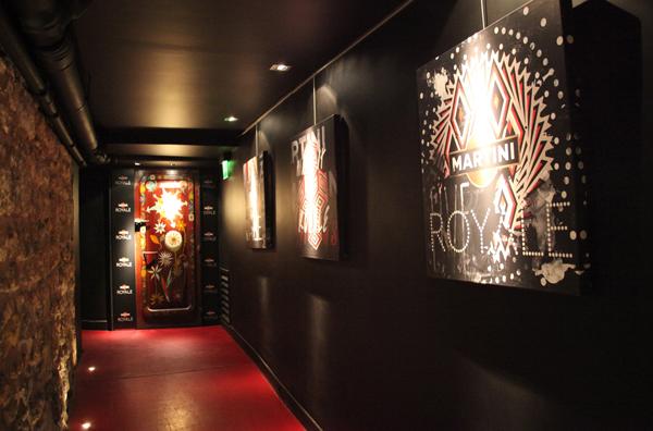 Soirées Trenty's Martini au Jane Club Paris