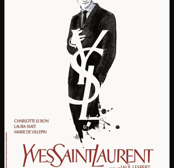 Yves Saint-Laurent. Le film, l'émotion en moins
