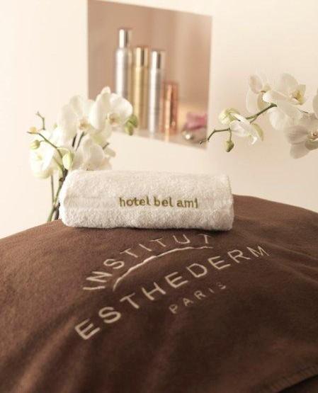 INSTITUT ESTHEDERM S' INSTALLE AU SPA DE L'HOTEL BEL AMI