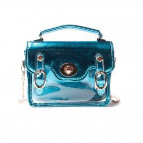 cartable-fashiondealeuse- mini-transparent-bleu