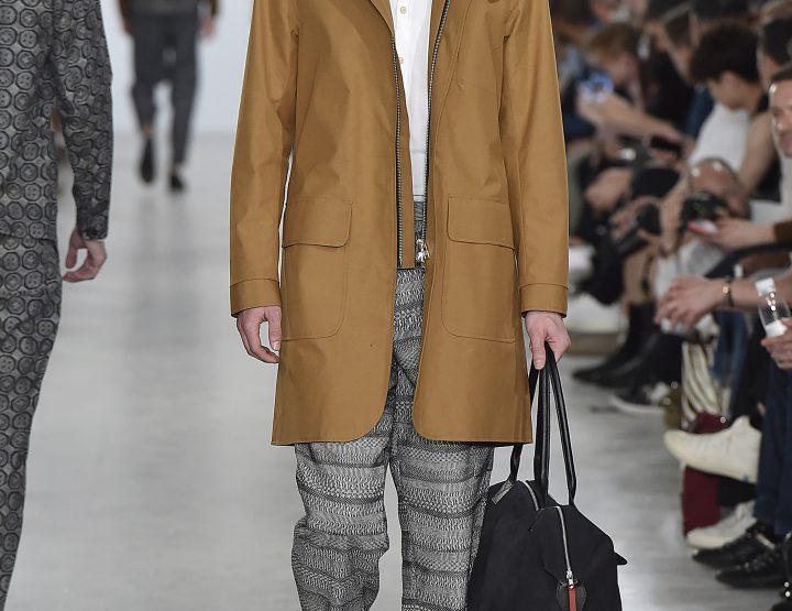 Oliver Spencer : fashion week homme Londres, printemps-été 2017