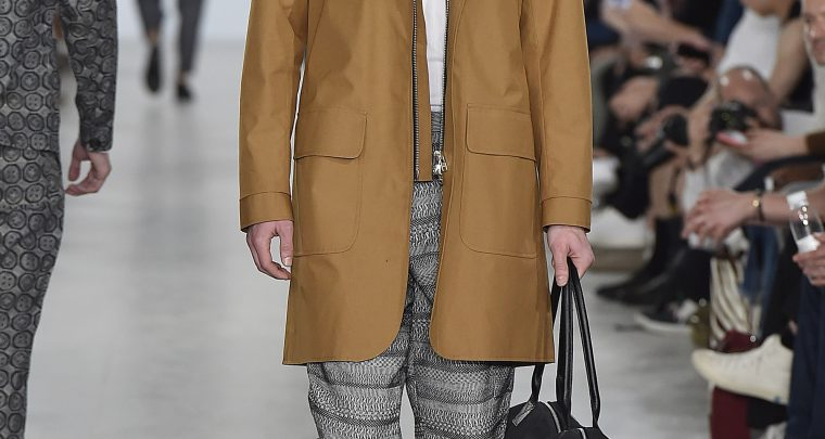Oliver Spencer : fashion week homme Londres, printemps-été 2017