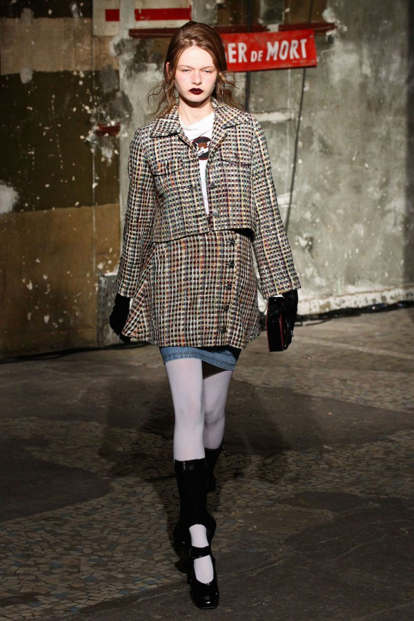 Neith Nyer collection automne-hiver 2016-2017 - Paris