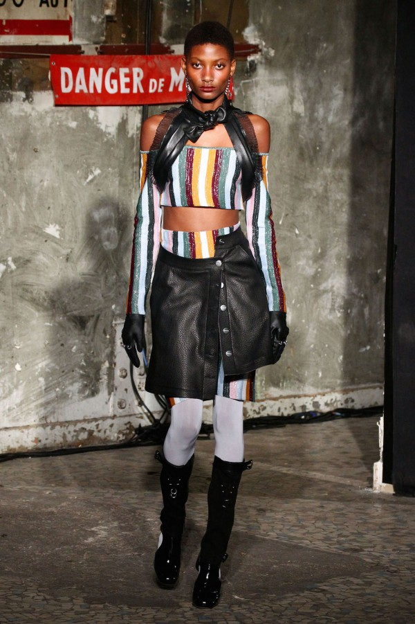 Neith Nyer collection automne-hiver 2016-2017 - Paris_