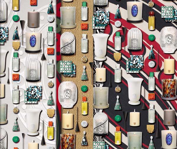 diptyque - Collection 34 - Le bazar des émotions rares