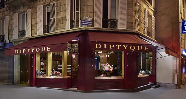 diptyque St-Germain des Prés s'offre une cure de jouvence
