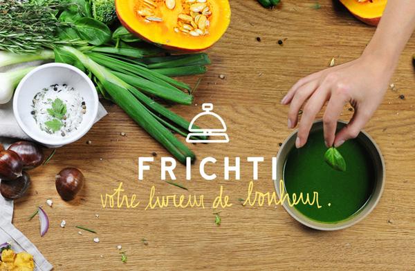 My food story avec Frichti