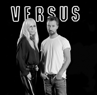 The DreamTeam aime Anthony Vaccarello chez Versus