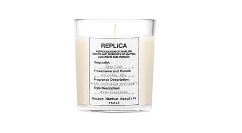 Coup de cœur pour les bougies Maison Margiela