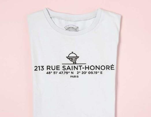 Le T.shirt Kilomètre: rdv en terre inconnue