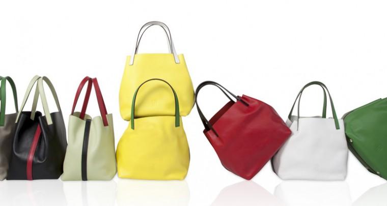 Explosion de couleurs pour les sacs signés Carolina Herrera de Baez