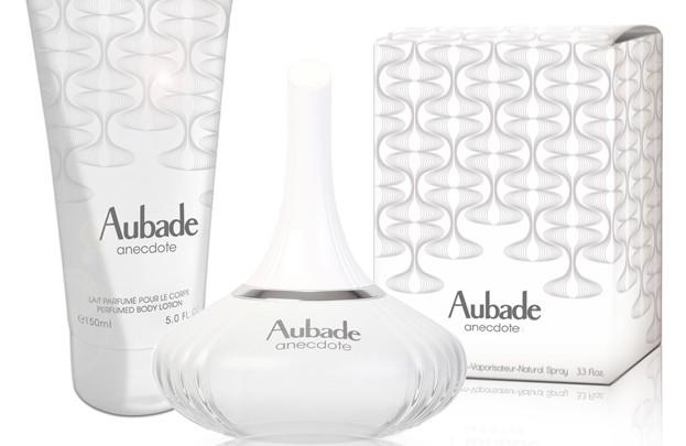 Anecdote, le nouveau parfum signé Aubade