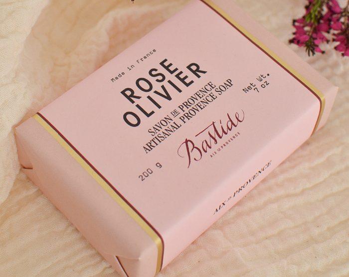 les savons de Provence Bastide