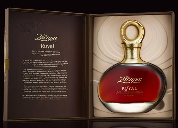 Zacapa Royal, un Rhum d'exception pour les fêtes